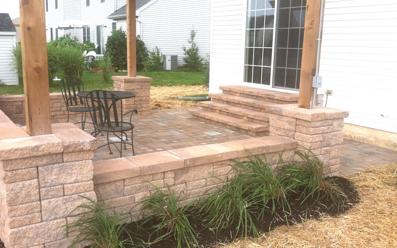 Patio Restoration